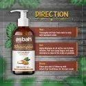 Asbah Argan, Brahmim Bhringraj Hair Fall Repair Shampoo