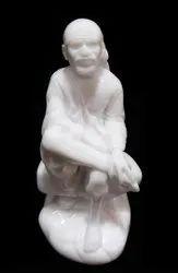Polyresin Saibaba Statue Sai No. 1