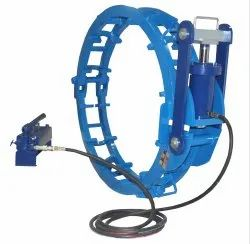 Mild Steel Hydraulic External Line Up Clamp