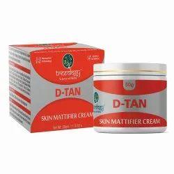D-Tan Skin Mattifier Cream