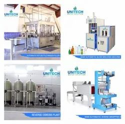 ISI Mineral Water Bottle Plant