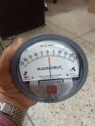 DWYER Make Magnehelic Gauges 0 To 250 MM WC