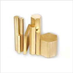 JBI Brass Extrusion Rods, Size: 5mm - 35mm