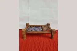 Rectangular Wooden Tray, For Restaurants and party suplies