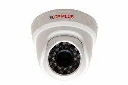 Wired 2.4 CP Plus Dome Camera, Max. Camera Resolution: 1280 x 720, Camera Range: 15 to 20 m