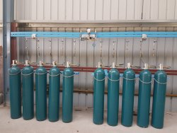 Gas Filling Manifold