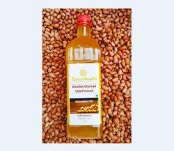 Kolhu Kachi Ghani Groundnut Oil