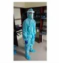 Disposable Non-Woven PPE kit for medical use