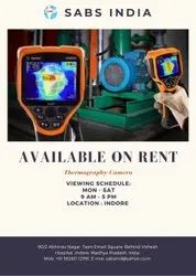 Infrared Thermography Camera on Rent