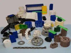 Plastic Modular Belt