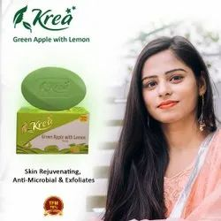 Krea Green Apple With Lemon Soap
