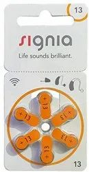 Signia Size 13 Hearing Aid Batteries