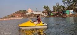 IRS Approved 2 Seater Pedal Boat