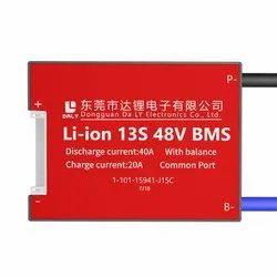 48v 13s Lithium Ion BMS
