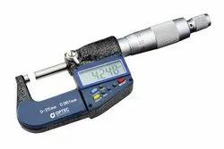 Micrometer (Screw Gauge), Digital