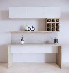 Bar Counter Interior Designing Service & Wine Cellar Interior Designing Service