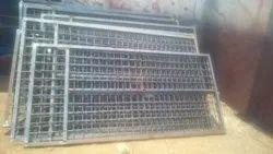 Safety Iron Doors