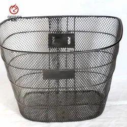 Steel Bicycle Basket