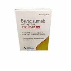 Cizumab 400mg /16ml Bevacizumab Injection