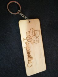 Engraved Key Rings