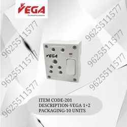 Vega 5A SS Combined Switches With Box 1+2