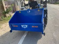Mild Steel 5 HP Tractor Mounted Lift Trolley, Model Name/Number: T 2626