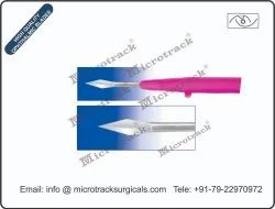 MVR 23G Ophthalmic Micro Surgical Knife