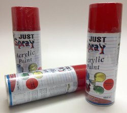 P011 Red - Waterbase Aerosol Spray Paint - Just Spray
