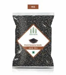 Seeds Rras Farm Black Sesame Seed, For Agriculture, Packaging Size: 1kg
