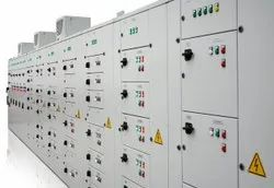 250 Kva Floor Industrial Control Panel, For Industry, Model Name/Number: Main Lt