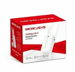 2.4GHz Mercusys Wifi Range Extender, Model Name/Number: MW300RE