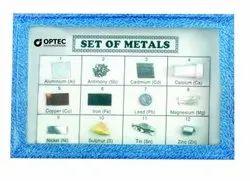 Set Of Metals