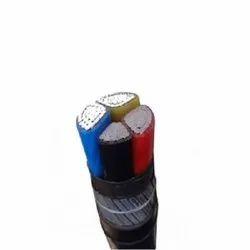 10 Sq mm 4 Core Aluminium Armoured Cable