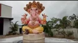 3D Lord Ganesh With Stand