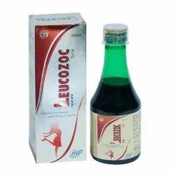 Leucozoc Syrup, For Clinical