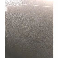 Black Pearl Leather Finish Granite Slab, For Flooring, Thickness: 12mm
