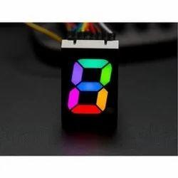 Seven Segment Bi Colour Display Single Digit