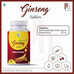 Ginseng Tablet