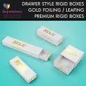 Drawer Style Rigid Box