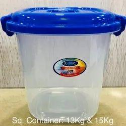 Container 15 Kg Square