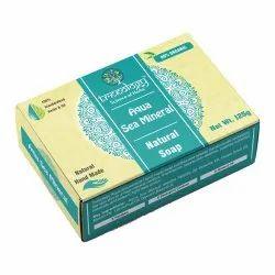 Aqua Sea Mineral Natural  Hand Made Soap