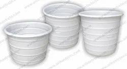 Arihant Chemicals/Oils Plastic Mixing Tanks, Capacity: 500-1000 L