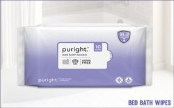 Easy Bed Bath Wipes