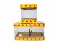Decorative Modak 1 Pc Boxes