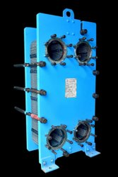 Platex Stainless Steel Alfa Laval Heat Exchangers, For Industrial
