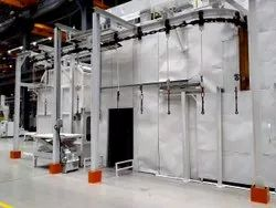 SPT Paintbooth Shifting service.