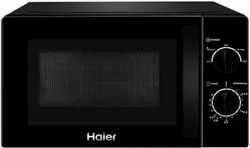 800 Watts Haier 20 L Solo Microwave Oven (HIL2001MWPH, HAL2WBLACK)