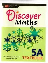 Discover Maths 5A Text Book, English