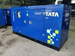 TATA Air Cooled Generator, 3 Phase