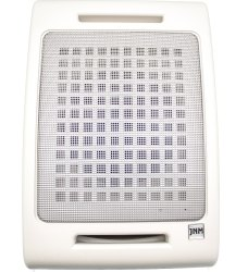 2.0 White Surface Mount Speaker, 10 Watts